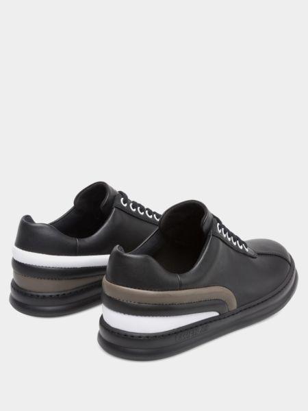 Кожаные туфли - серые Camper
