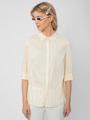 Рубашка - желтая Pompa