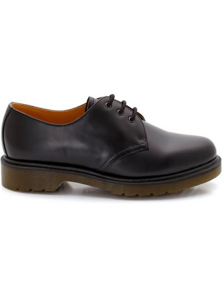 Ботинки на шнуровке кожаные Dr Martens