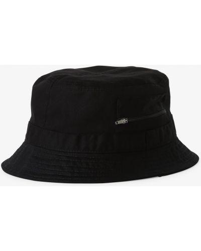 Czarny kapelusz Nils Sundström