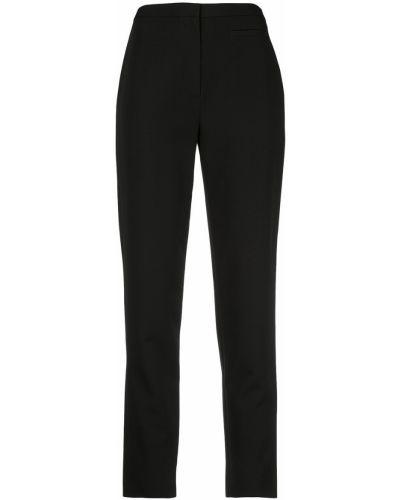 Укороченные брюки с завышенной талией брюки-хулиганы Milly