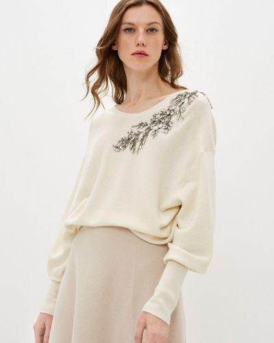 Бежевый пуловер Ba&sh