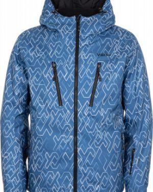 Куртка горнолыжная с капюшоном - синяя VÖlkl