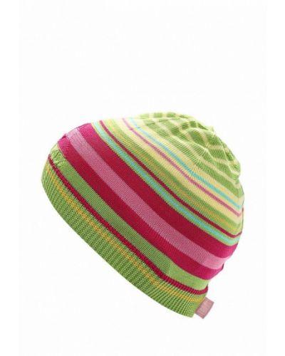 Зеленая шапка весенняя Tutu