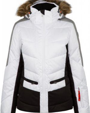 Куртка с капюшоном горнолыжная спортивная Icepeak