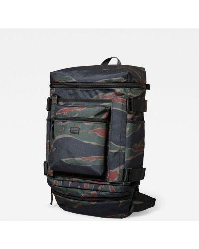 Рюкзак с отделениями с узором G-star Raw
