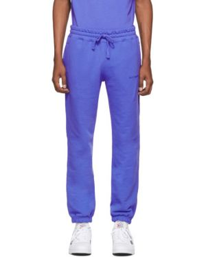 Spodnie na gumce z kieszeniami z logo Aime Leon Dore