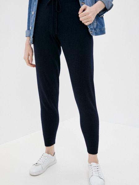 Синие брюки Stefanel