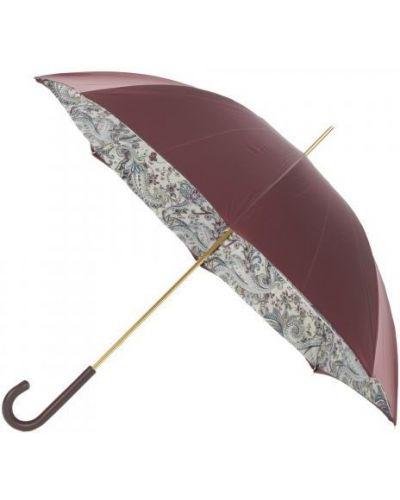Зонт красный бордовый Pasotti