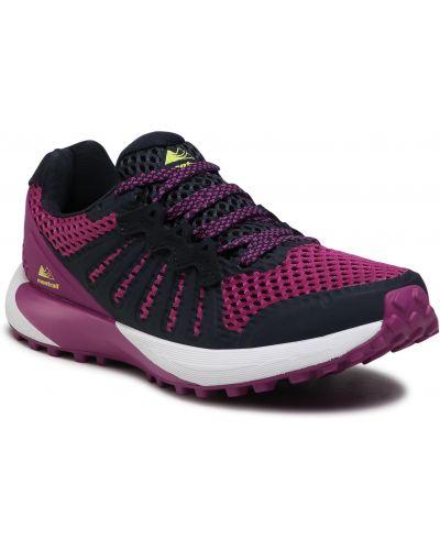 Buty sportowe bez obcasa - różowe Columbia