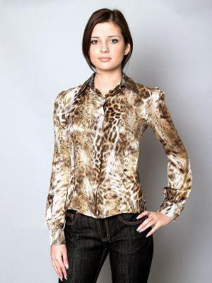 Шелковая блузка Balizza