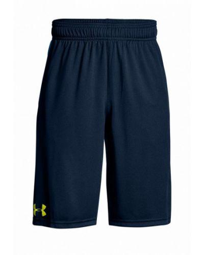 Синие шорты спортивные Under Armour