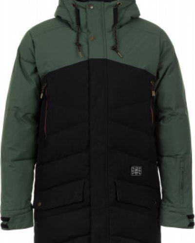 Длинная куртка горнолыжная спортивная Termit
