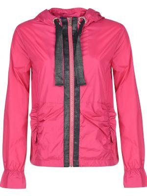 Розовая ветровка Trussardi Jeans
