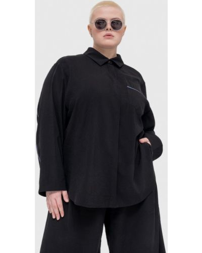 Блузка - черная W&b