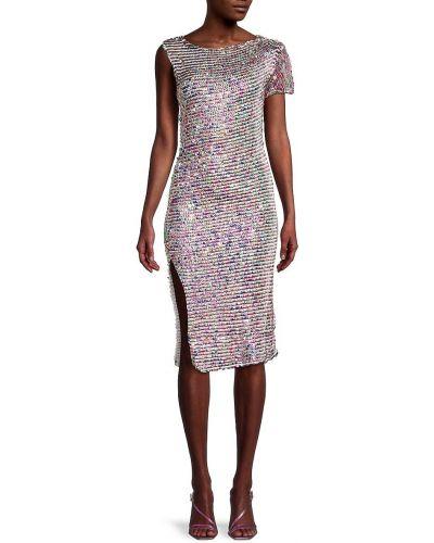 Sukienka mini krótki rękaw bawełniana Retrofete