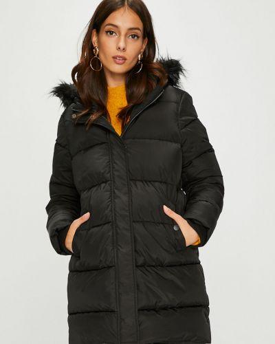 Куртка с капюшоном стеганая с карманами Answear