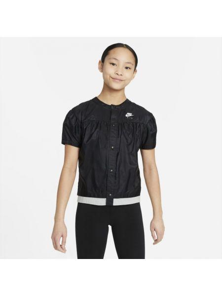 T-shirt materiałowy Nike