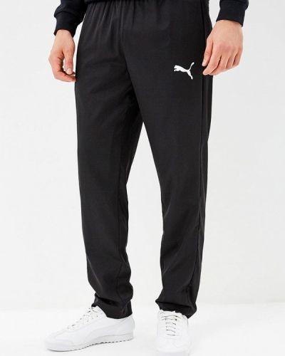 Спортивные брюки черные Puma