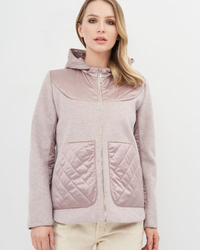Куртка с капюшоном - розовая Niktan