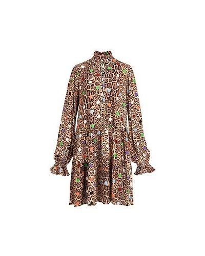 Платье леопардовое Essentiel