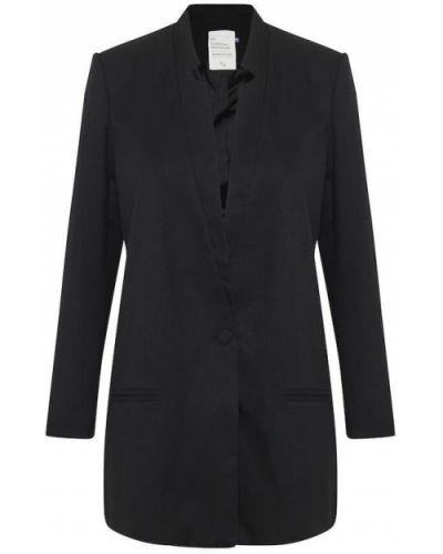 Czarny garnitur elegancki Denim Hunter