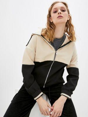 Облегченная бежевая куртка Adrixx