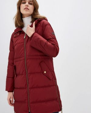 Зимняя куртка осенняя бордовый Michael Michael Kors