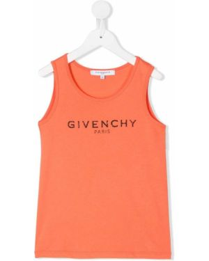 Розовая футболка Givenchy Kids