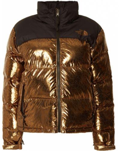 Куртка с капюшоном приталенная с карманами The North Face