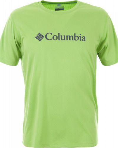 Спортивная футболка прямая Columbia