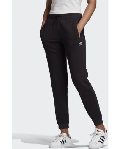 Спортивные брюки - черные Adidas