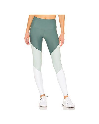 Спортивные брюки зеленый Onzie