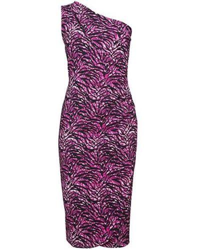 Асимметричное платье без рукавов с декольте Chiara Boni La Petite Robe