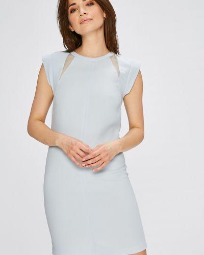 Платье мини прямое на молнии Morgan