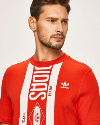 Koszula z wzorem wełniany Adidas Originals