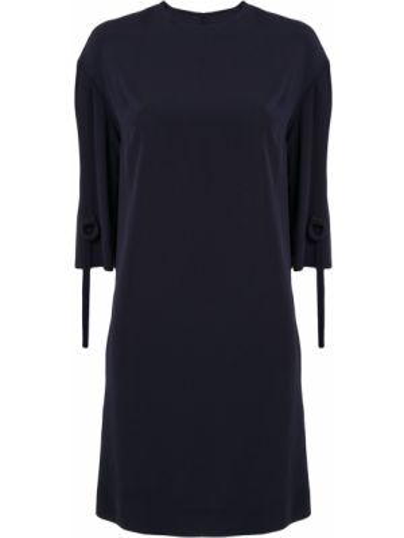 Платье трапеция с рукавами Victoria, Victoria Beckham