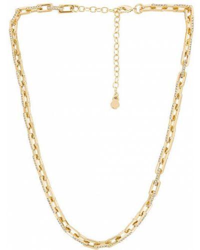 Klasyczny złoty naszyjnik łańcuch Baublebar