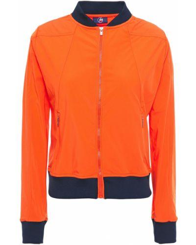 Pomarańczowa kurtka Fusalp