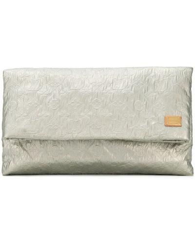 Серебряный клатч винтажный Louis Vuitton Pre-owned