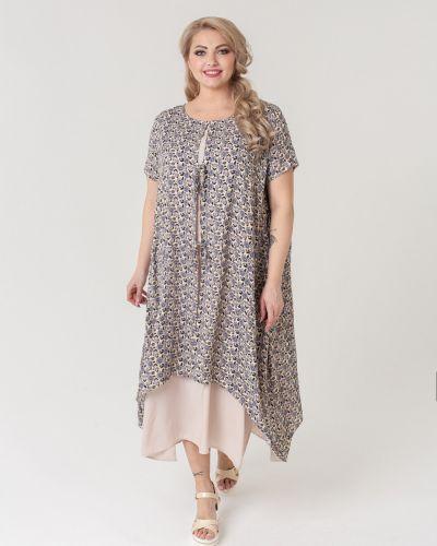 Вечернее платье в стиле бохо платье-сарафан Sparada