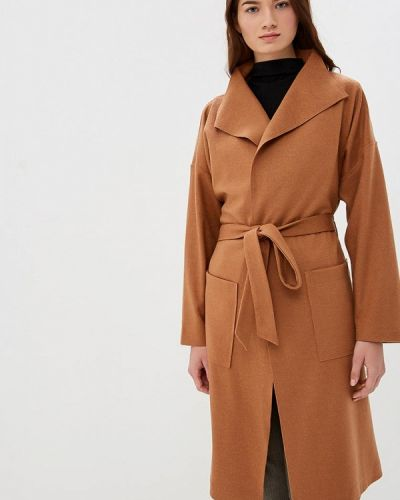 Пальто демисезонное бежевое Anastasia Kovall