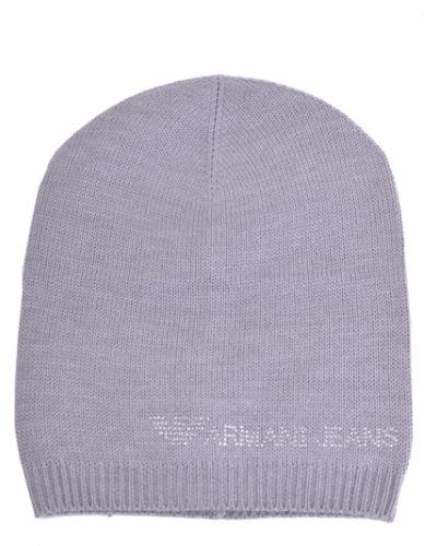Акриловая шапка Armani Jeans