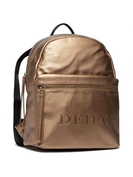 Złota torebka Deha