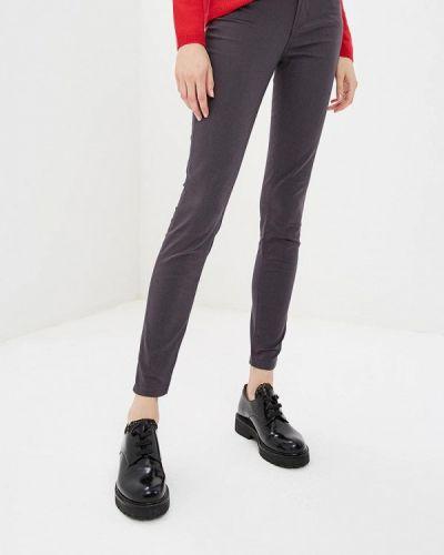 Серые брюки зауженные Liu Jo
