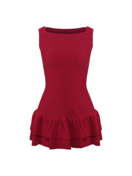 Платье мини Alaïa