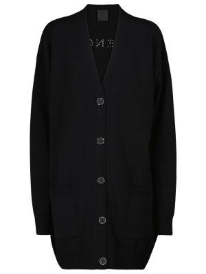 Kardigan - czarny Givenchy