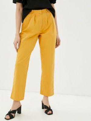 Повседневные желтые брюки Compania Fantastica