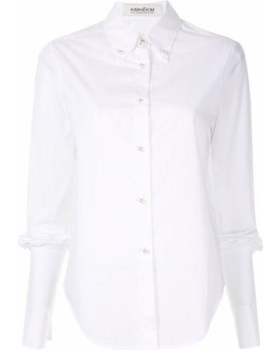 Рубашка на пуговицах Kimhekim