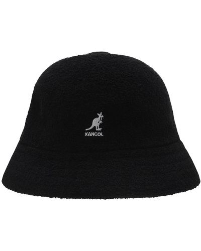 Мягкая текстильная повседневная шляпа с вышивкой Kangol